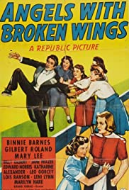 Angels with Broken Wings Poster