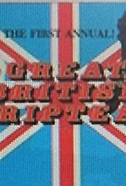 The Great British Striptease Poster