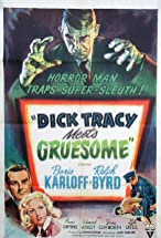 Primary image for Dick Tracy Meets Gruesome