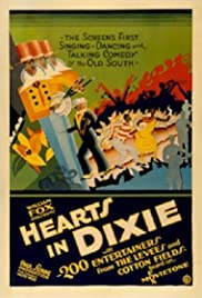 Hearts in Dixie Poster