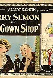 The Gown Shop Poster