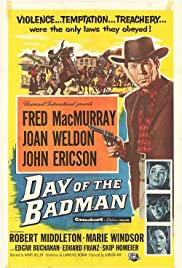 Day of the Badman (1958) Poster - Movie Forum, Cast, Reviews