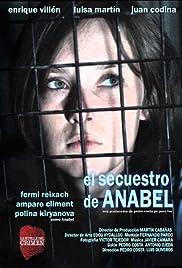 El secuestro de Anabel Poster