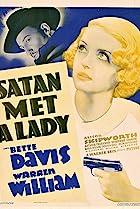 Satan Met a Lady (1936) Poster