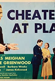 Cheaters at Play Poster