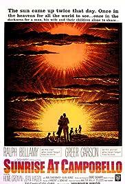 Sunrise at Campobello(1960) Poster - Movie Forum, Cast, Reviews