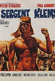 Il sergente Klems Poster