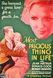 Most Precious Thing in Life Poster