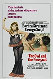 The Owl and the Pussycat(1970) Poster - Movie Forum, Cast, Reviews