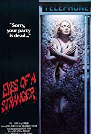 Eyes of a Stranger (1981) Poster - Movie Forum, Cast, Reviews