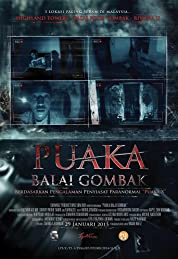 Puaka Balai Gombak (2015) poster