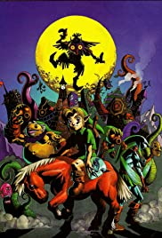 The Legend of Zelda: Majora's Mask(2000) Poster - Movie Forum, Cast, Reviews