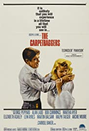 The Carpetbaggers Poster