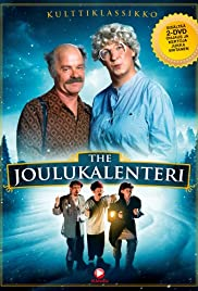 The joulukalenteri Poster