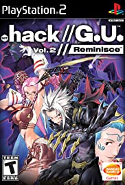.hack//G.U. Vol.2//Reminisce Poster