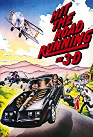 Hit the Road Running Poster