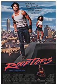Rooftops (1989) Poster - Movie Forum, Cast, Reviews