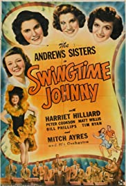 Swingtime Johnny Poster