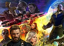 Avengers: Infinity War English Movie 2018