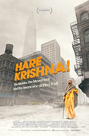 Hare Krishna! The Mantra, the Movement and the Swami Who Started It All (2017) poster
