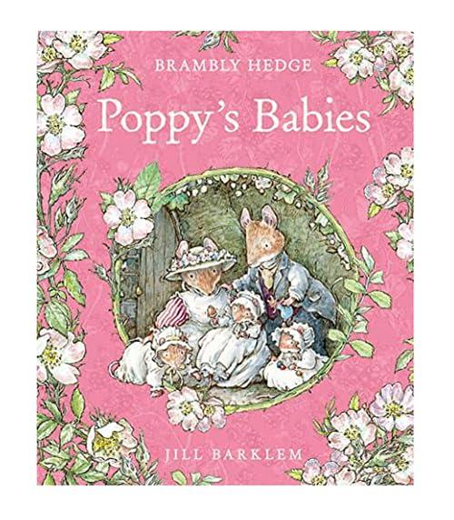 Poppy's Babies (Brambly Hedge) Jill Barklem