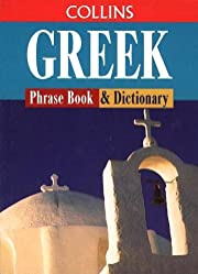 Greek Phrase Book and Dictionary (Collins…