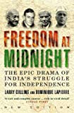 Freedom at midnight / Larry Collins [and] Dominique Lapierre