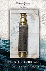 The Letter of Marque por Patrick Obrian