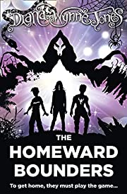 The Homeward Bounders af Diana Wynne Jones