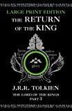 The return of the king : being the third part of The Lord of the Rings / by J.R.R. Tolkien