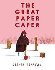 The Great Paper Caper – tekijä: Oliver…