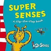 Super Senses (Flip-The-Flap Books) –…