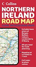 Northern Ireland Road Map by Collins…
