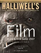 Halliwell's Film Video and DVD Guide by…