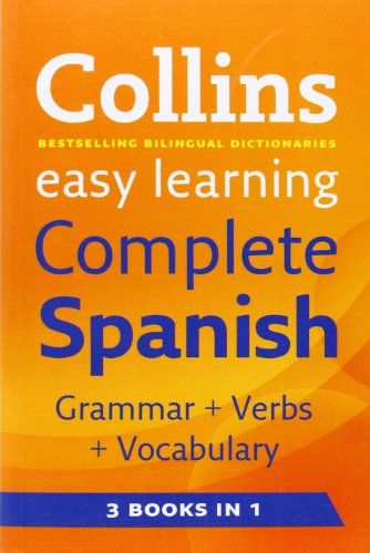 PDF] Easy Learning Complete Spanish Grammar, Verbs and