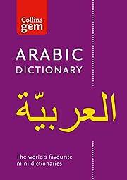 Collins Gem Arabic Dictionary – tekijä:…