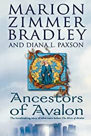 Ancestors of Avalon by Marion Zimmer Bradley