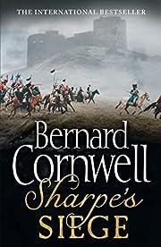 Sharpe's Siege av Bernard Cornwell