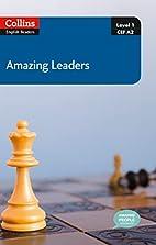 Collins Elt Readers — Amazing Leaders…