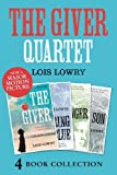 The giver, gathering blue, messenger, son / Lois Lowry