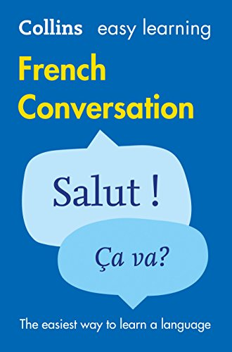 Livres Couvertures de Easy Learning French Conversation