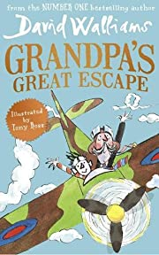 Grandpa's Great Escape par David Walliams