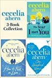 Cecelia Ahern 3-book collection : One hundred names ; How to fall in love ; The year I met you / Cecelia Ahern