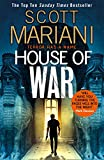 House of War: The new gripping adventure thriller from the #1 bestseller (Ben Hope, Book 20)
