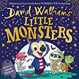 Little Monsters: The spooktacular new children's picture book, from number one bestselling author David Walliams