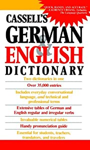 Cassell's German and English dictionary por…