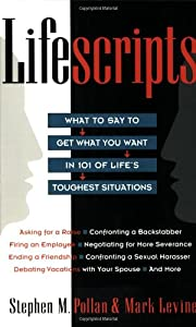 Lifescripts: What to Say to Get What You…
