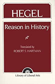 Hegel: Reason in History – tekijä: G.W.F.…