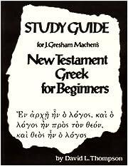 Study Guide for J. Gresham Machen's New…