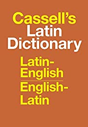 Cassell's New Latin English Dictionary…
